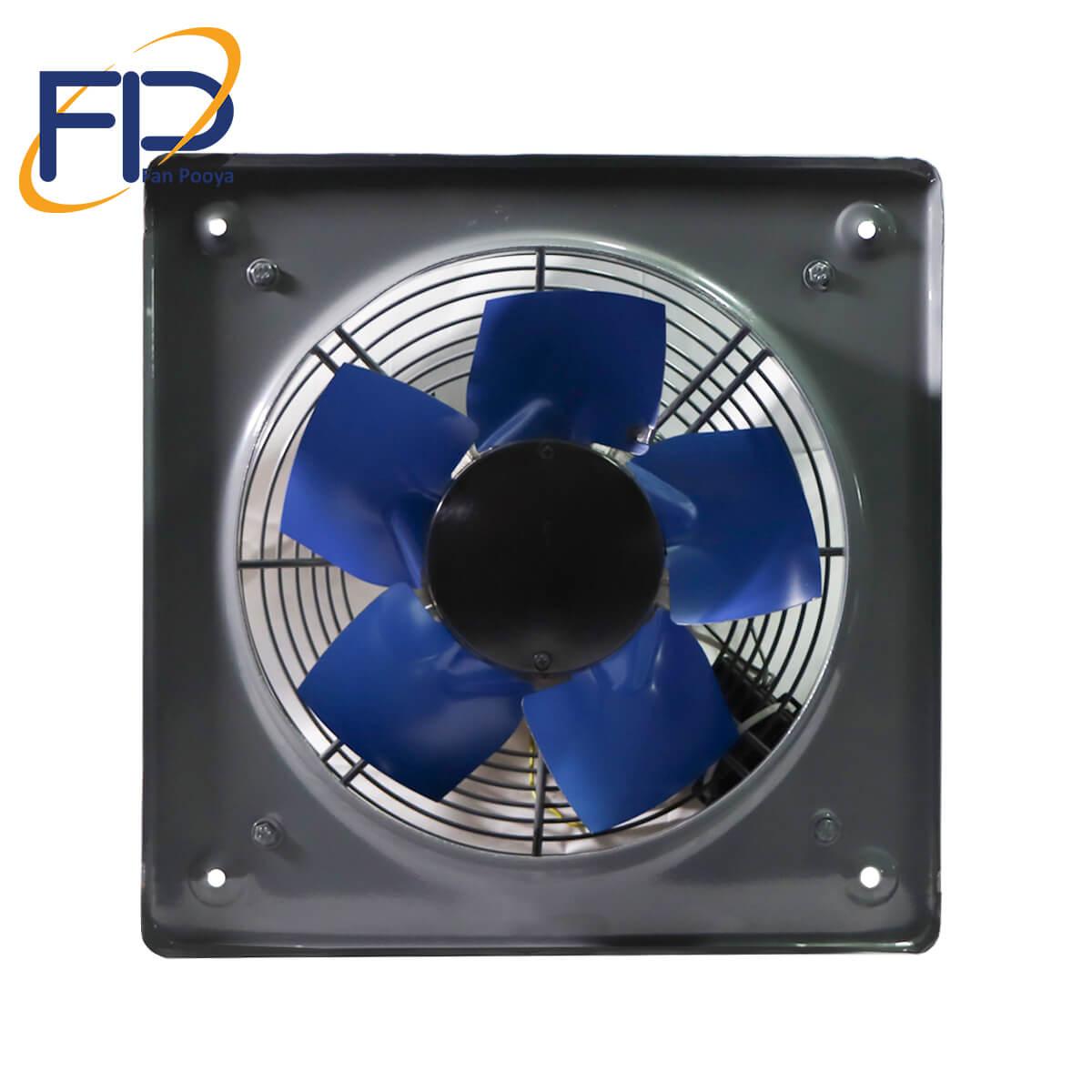 هواکش صنعتی سبک فلزی / VID-30D2S
