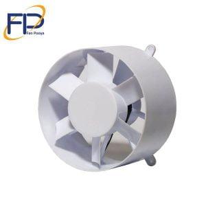 هواکش ۱۵لوله ای های فن مدل HI.Fan15
