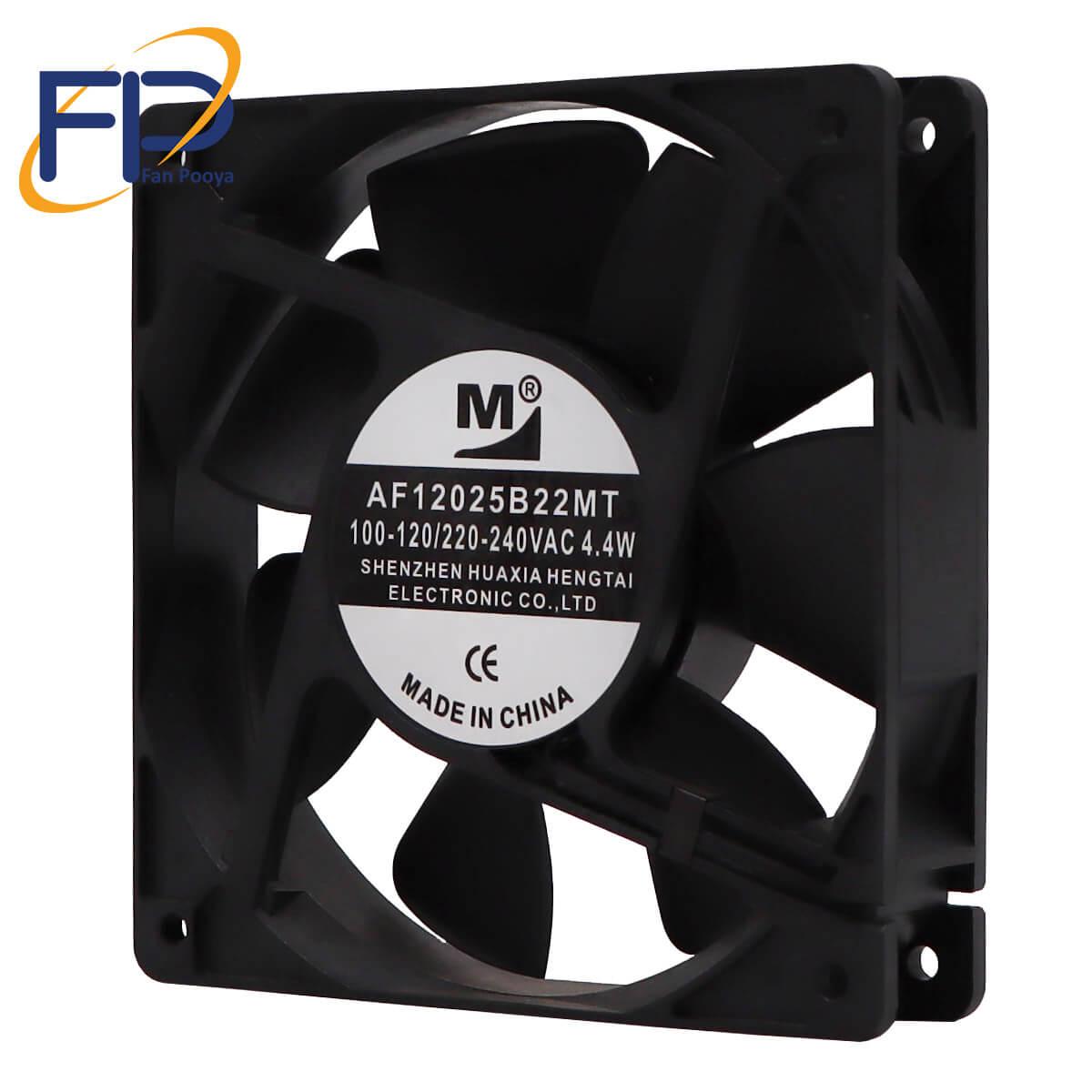 فن کامپیوتری12*12مدل AF12025B22MT