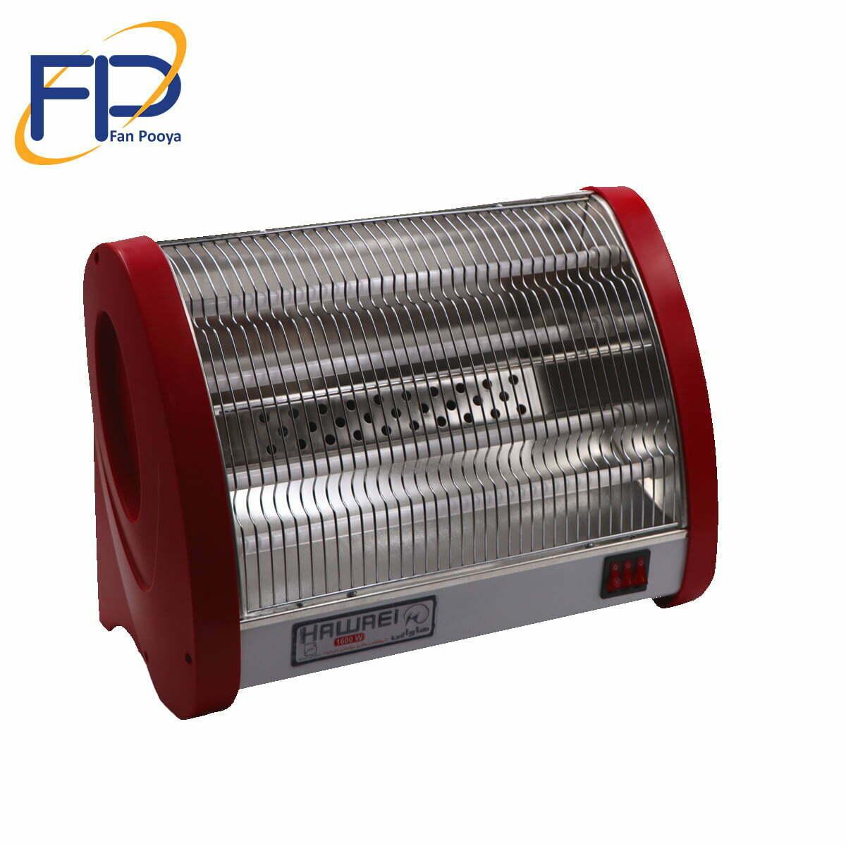 بخاری برقی بدون فن- H1801