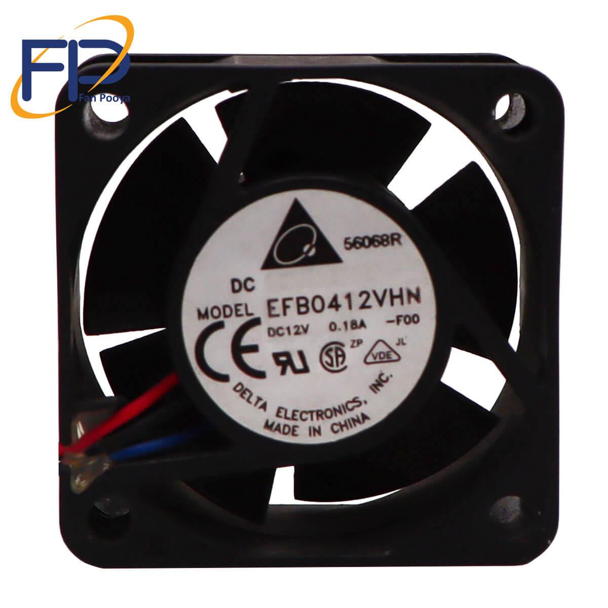 فن کامپیوتری4*4 DELTA FANمدل EFB0412VHN