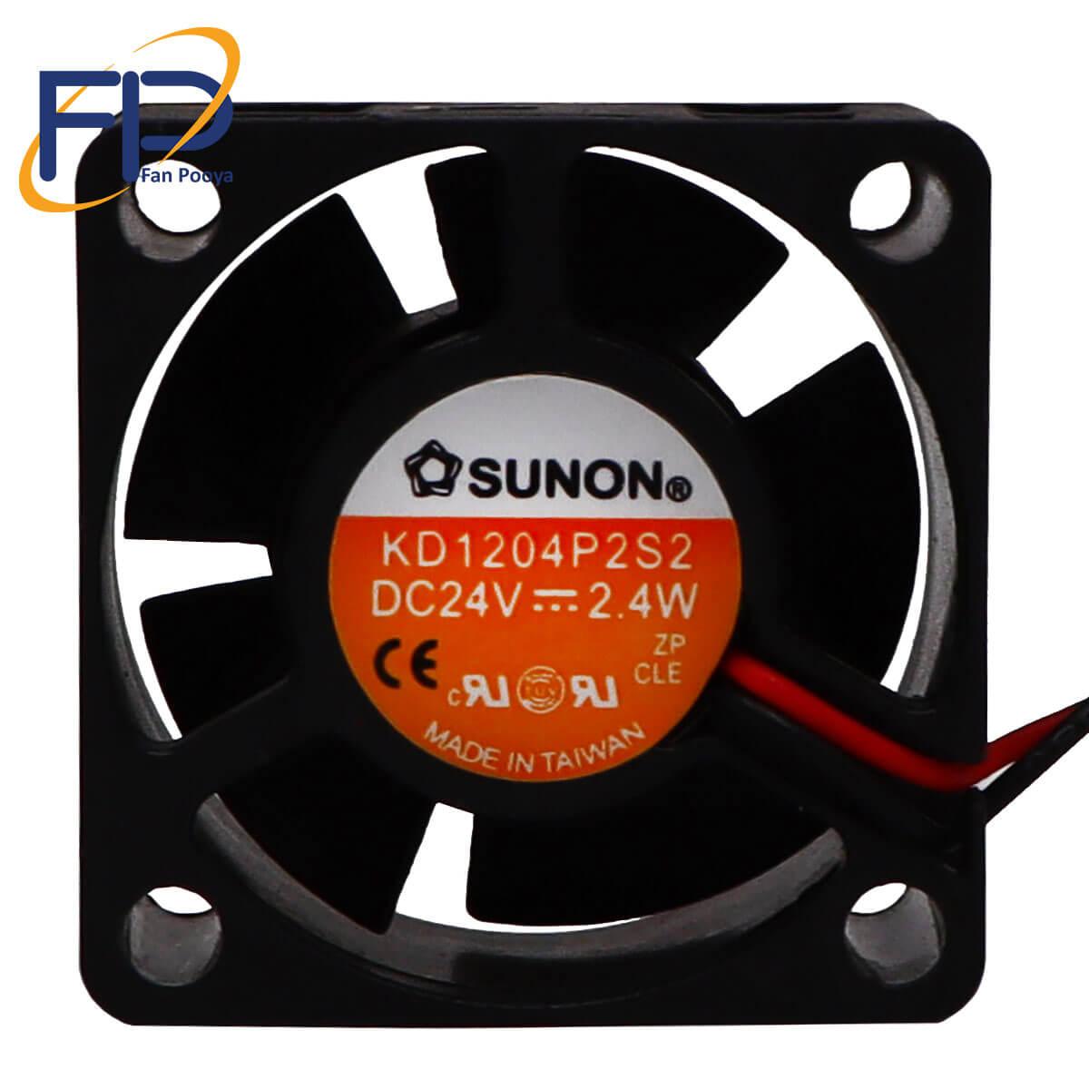 فن کامپیوتری 4*4 SUNON مدلKD1204P2S2