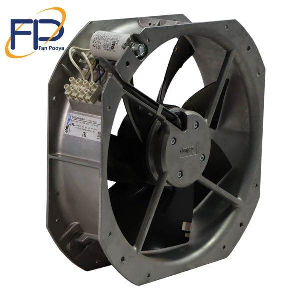 فن EBMآکسیال25 مدلW2E250-HL06-01