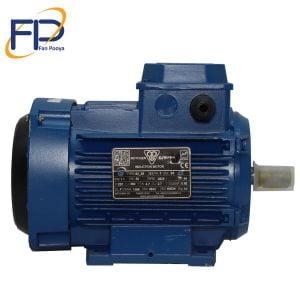 الکترو موتور موتورژن قدرت 0.55kw کیلو وات1500 دور