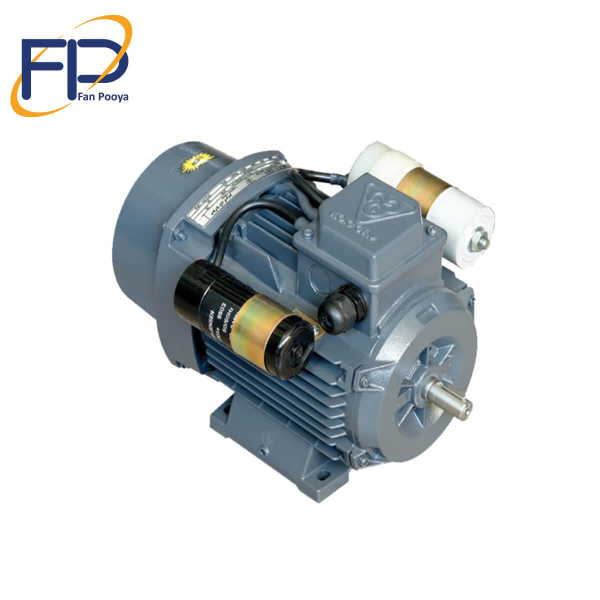 الکتروموتورموتوژن تک فازخازن استارت(CRS)تک دورقدرت1.5kwکیلو وات3000دور