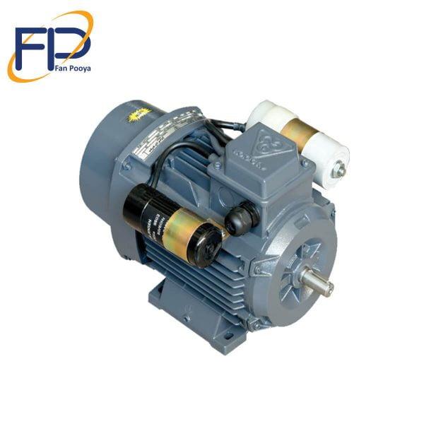 الکتروموتورموتوژن تک فازخازن استارت(CRS)تک دورقدرت0.25kwکیلو وات 1500دور